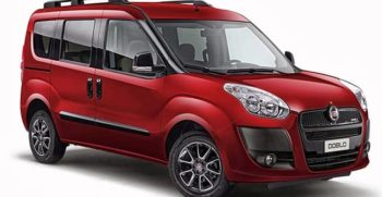 CATEGORY G Fiat Doblo or Similar