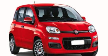 CATEGORY B Fiat Panda or Similar