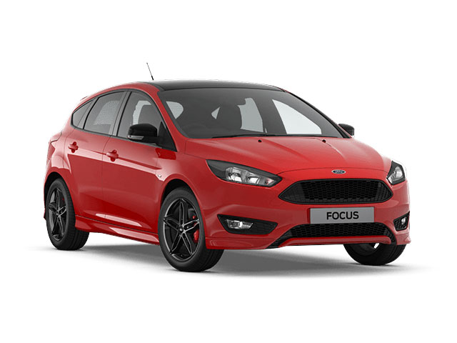 CATEGORY D Ford Focus or Similar